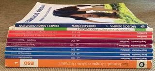 Pack libros 1o ESO