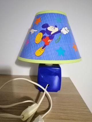 lámpara infantil Disney