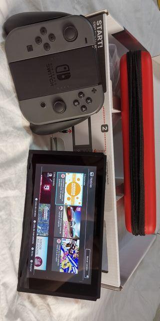 Nintendo switch vuIneravIe para todos los juegos