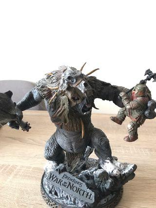 Figura El señor de los Anillos Troll