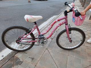 Bicicleta niña Maverick