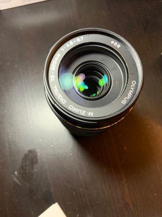 Objetivo Olympus ED 75-300mm f4.8-6.7 II