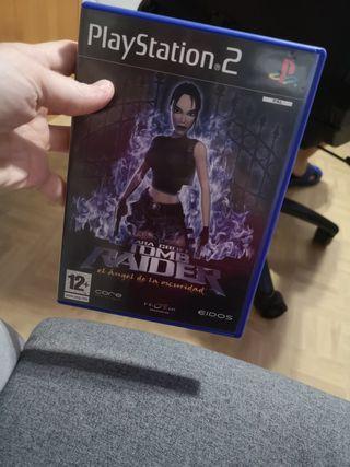 Tomb Raider angel de la oscuridad