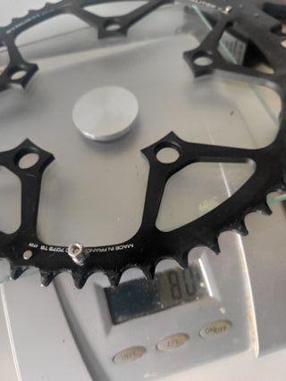 Platos 110 BCD compact 50-34 dientes ligeros