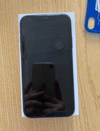 iPhone XR 256GB Negro