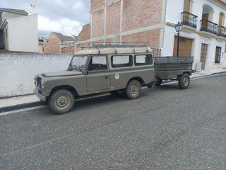 landrover 2.50 1982