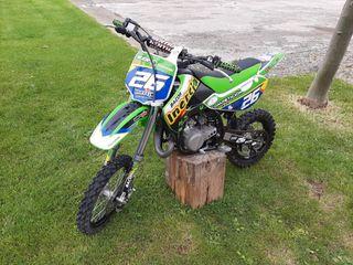 Kawasaki kx 65cc