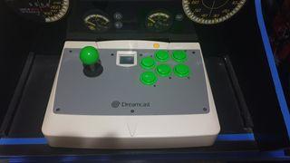 Mando arcade Dreamcast
