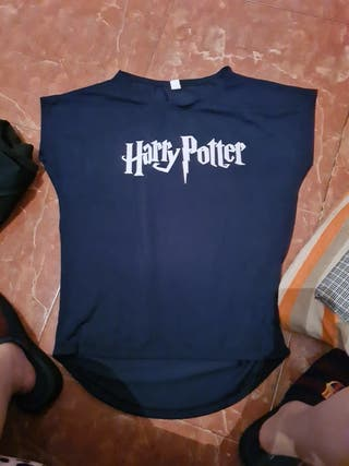 Camisa sin mangas Harry Potter