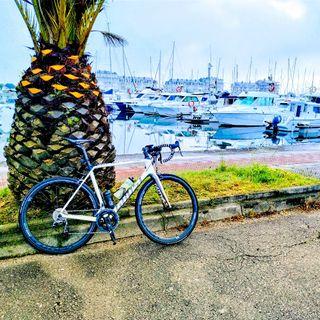 Bicicleta de carretera Ghost nivolet ulc