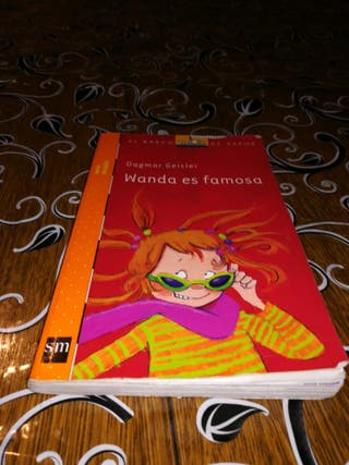 libro wanda es famosa