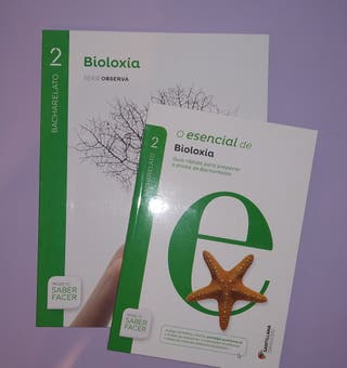 Libro 2°de Bac de Biología