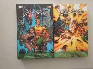 Comic Aquaman Subdiego completo