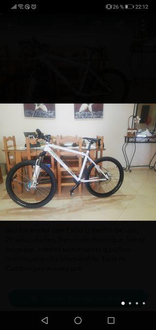 oferta bici rockrider