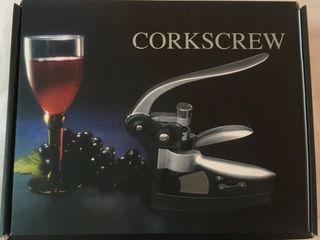 Abridor de vino Corkscrew