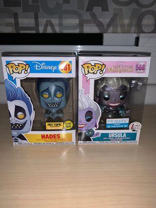 Funko pops Disney