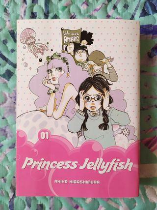 Princess Jellyfish Tomo 1