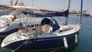 barco velero puma 32