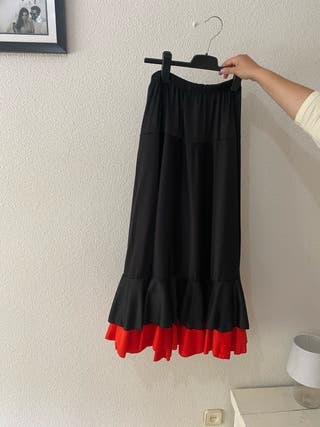 Falda flamenco sevillanas