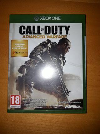 Call Of Duty Xbox One NUEVO