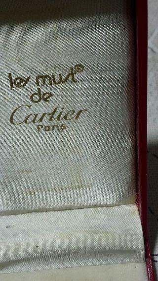 cartier. encendedor swiss made