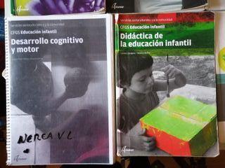 LIBRO CICLO EDUCACION INFANTIL