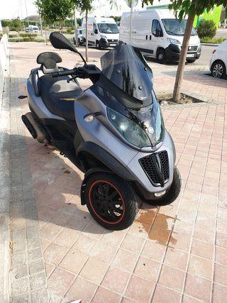 Piaggio MP3 500 sport año 2011