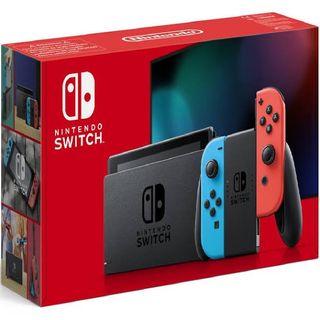 Nintendo Switch + juegos + labo