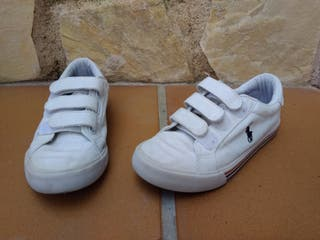 Zapatillas Ralph Lauren número 32