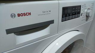 secadora bosch serie 4 self cleaning Averiada