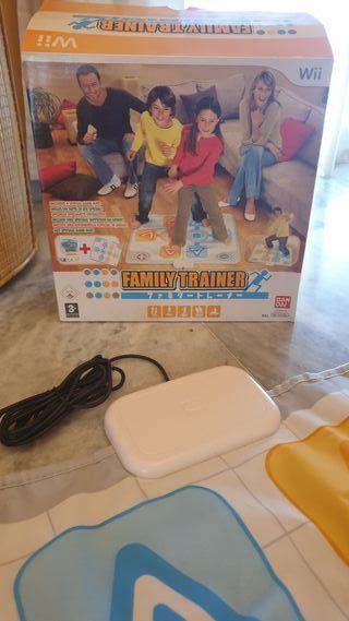 Alfombra Family Trainer para Wii