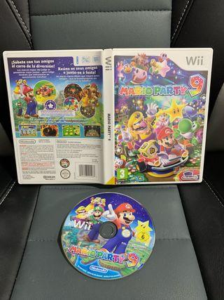 Mario party 9 Wii & Wii u