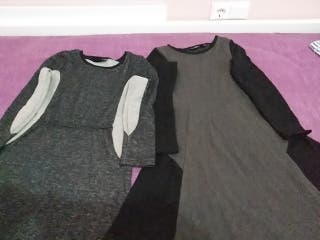 2 vestidos 6 a 8 años