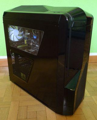 PC Sobremesa Gaming + periféricos