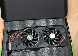 Nvidia GTX 1070 Windforce Gigabyte