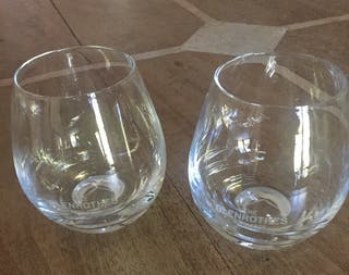 Set de 2 verres à Whisky Glenrothes