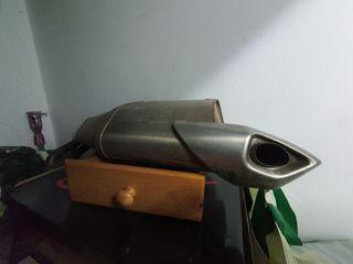 tubos de escape Kawasaki er6n