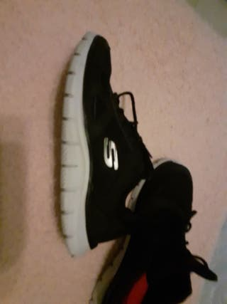 zapatillas skechers de hombre