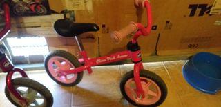 bicicletas chicco sin pedales