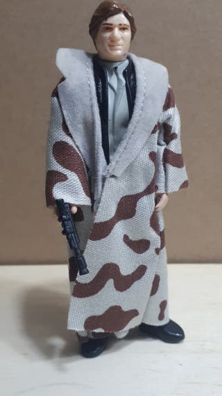 Han Solo trench coat Star Wars 1984