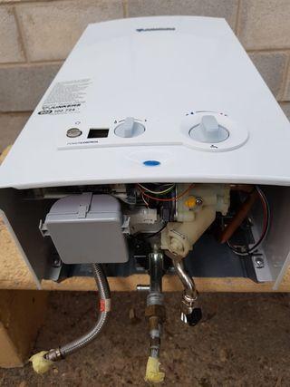 Calentador de agua a gas JUNKERS MiniMAXX