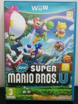 Super Mario Bros U Wii U