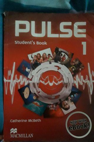Libro ingles Pulse