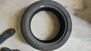 Neumático nuevo, Michelin pilot sport 4