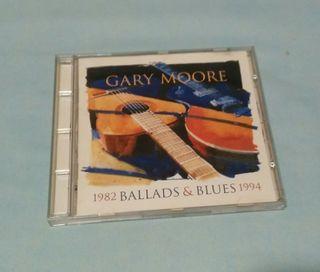 "CD Gary Moore ""Balads & Blues"""