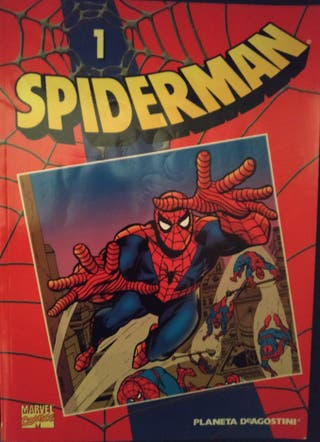 Spiderman Comic