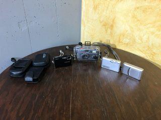 Pack de 4 cámaras compactas