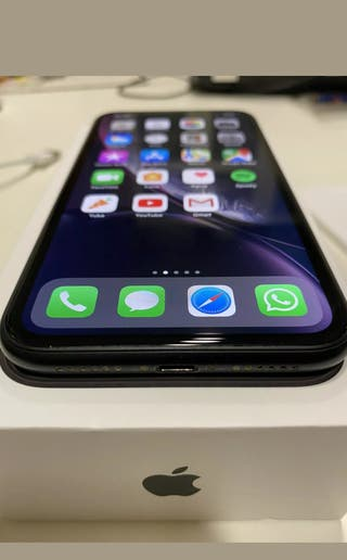 IPHONE XR 64 GB IMPECABLE