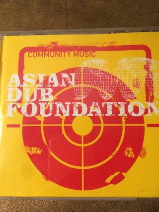 "Asian Dub Foundation ""Community music"""