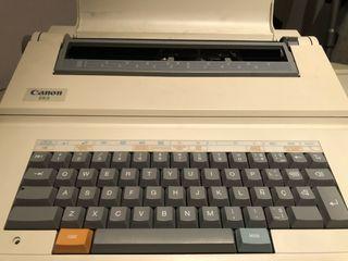 Máquina de escribir eléctrica CANON ES 3
